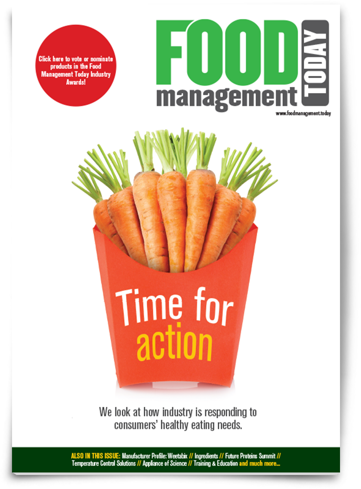 Food Management Today cover