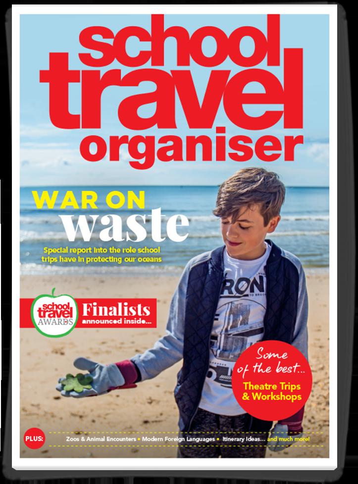 School Travel Organiser cover
